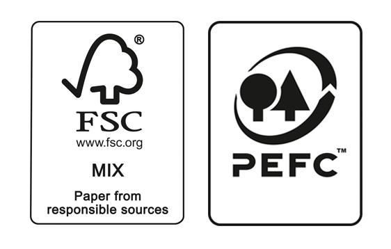 Gebruik fsc logo